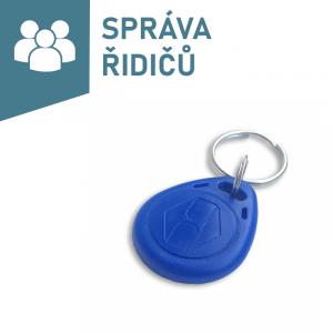 RFID identifikační čip